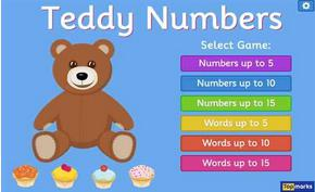teddy numbers
