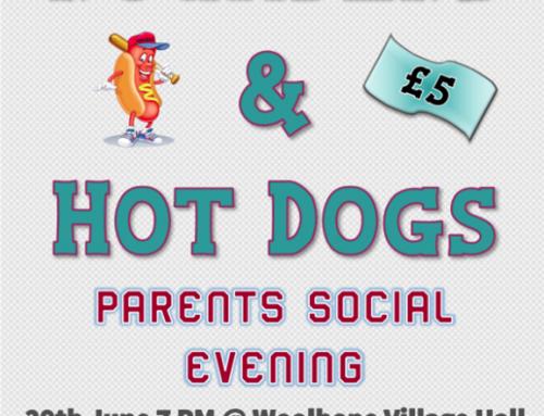 PTFA – Parents Social Evening