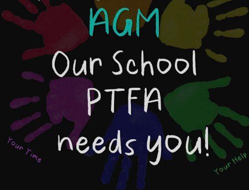 PTFA – AGM Meeting